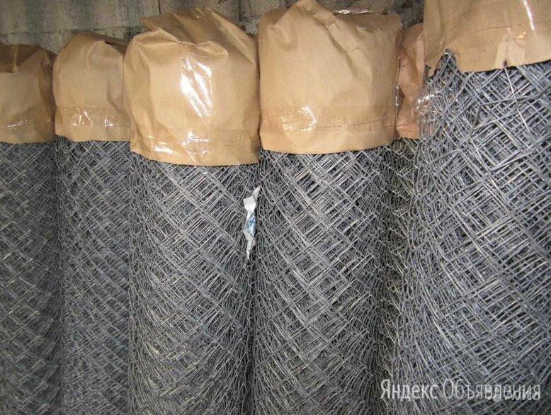Продам сетку рабицу оцинкованную Киржач по цене 885₽ - Заборчики, сетки и бордюрные ленты, фото 0