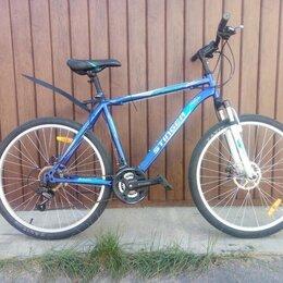 """Велосипеды - Велосипед Stinger 26"""" Aragon диск, 0"""