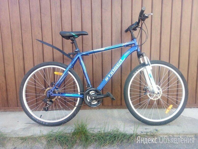 """Велосипед Stinger 26"""" Aragon диск по цене 13300₽ - Велосипеды, фото 0"""