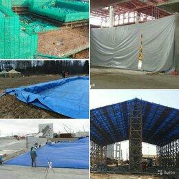 Тенты строительные - Тент строительный 120гр 3х5, 0