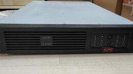 Источники бесперебойного питания, сетевые фильтры - APC Smart UPS sua2200rmi2u, 0