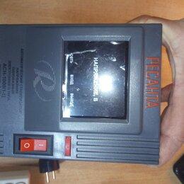 Стабилизаторы напряжения - стабилизатор напряжения новый, 1000 вт, 0