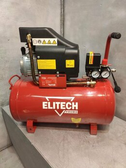 Воздушные компрессоры - Компрессор ELITECH КПМ 200/50 Промо, 0