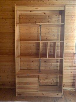 Стеллажи и этажерки - Стеллаж из массива сосны Генрих (Беларуссия), 0