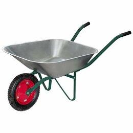 Тележки и тачки - Тачка садовая пневм.колеса WB 4307А в т/у 65л, 0