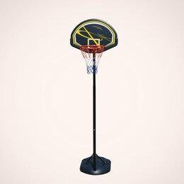 Стойки и кольца - Баскетбольная стойка, 0
