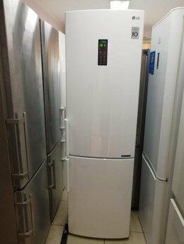 Холодильники - Холодильник LG no frost высокий, 0