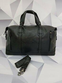 Дорожные и спортивные сумки - Большая мужская сумка туристическая, 0