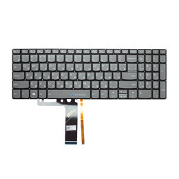 Клавиатуры - Клавиатура для Lenovo IdeaPad L340-15IWL с…, 0