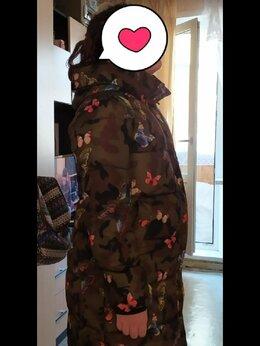 Куртки - Куртка длинная зимняя, 0