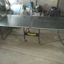 Столы - Стол для настольного тенниса , 0
