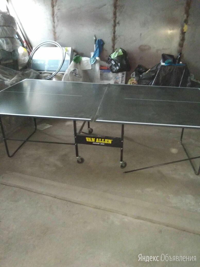 Стол для настольного тенниса  по цене 15000₽ - Столы, фото 0