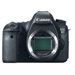 Фотоаппараты - Canon 6D body НОВЫЙ гарантия+обмен, 0