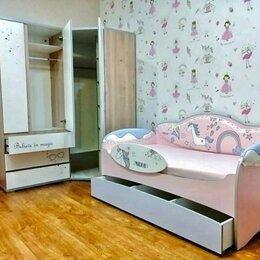 Кроватки - Детская кровать для девочки, 0