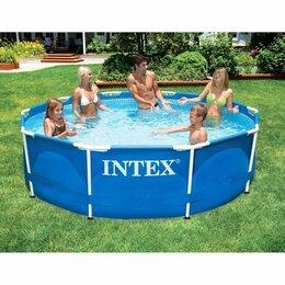 Бассейны - Каркасный бассейн 366х76 см INTEX, 0