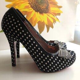 Туфли - Туфли Centro высокий каблук на выпускной, свадьбу, 0