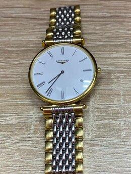Наручные часы - Часы мужские Longines оригинал , 0
