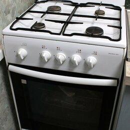 Плиты и варочные панели - Газовая плита 50 см Darina GM 4M41 001, 0