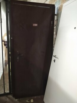 Входные двери - Дверь входная для хоз.построек, 0