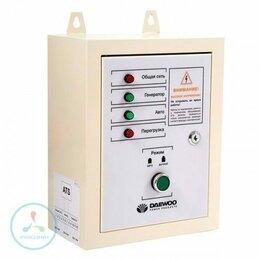 Электрогенераторы - Блок автоматики Daewoo ATS 15 DDAE DXE, 0