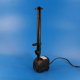 Насосы и комплекты для фонтанов - Насос 750л/час и насадки для фонтана, пруда, новый, 0