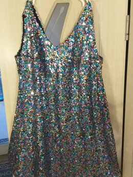 Платья - Платье вечернее для полных девушек, 0