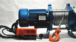 Грузоподъемное оборудование - Лебедка электрическая GECD 500-100-220, 0