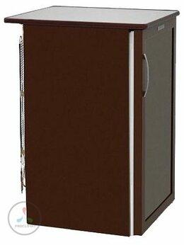 Холодильные витрины - Холодильная витрина Саратов 505-01 (КШ-120), 0
