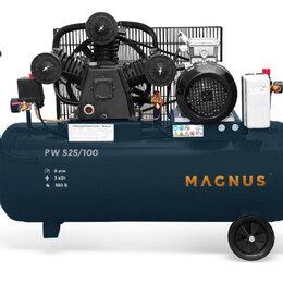 Воздушные компрессоры - Компрессор воздушный Magnus KW 525/100AS, 0