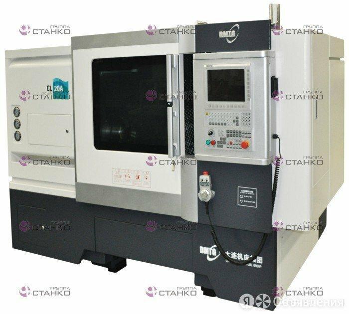 Станок токарный с ЧПУ CL20A и CL20Ai по цене 1₽ - Токарные станки, фото 0