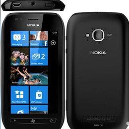 Мобильные телефоны - Смартфон Nokia Lumia 710 Новый, 0