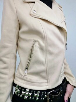 Куртки - Куртка-косуха Tom Tailor новая, размер S, 0
