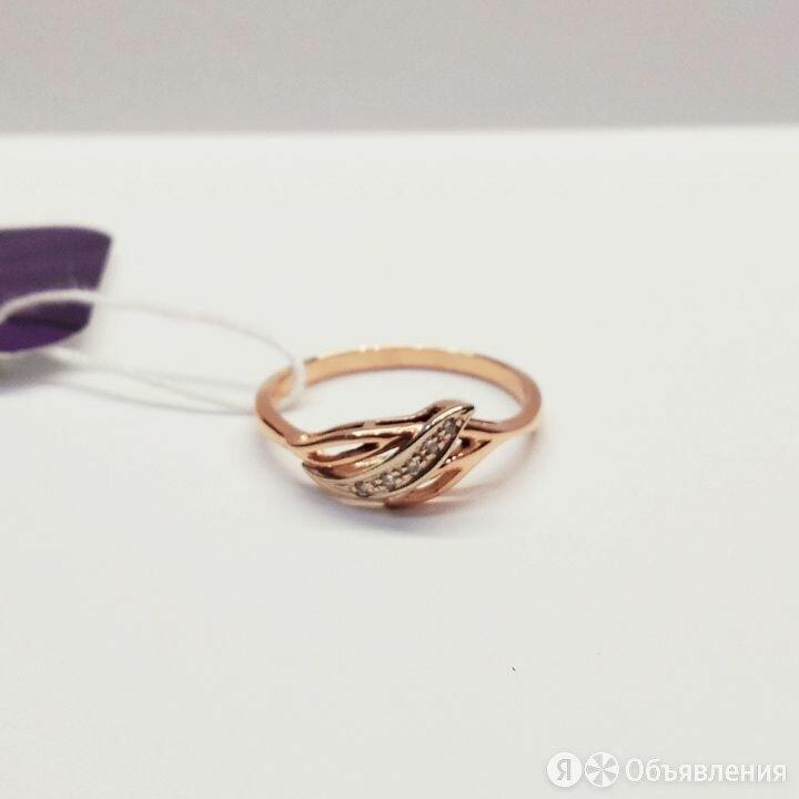 Кольцо золото 585 по цене 9576₽ - Кольца и перстни, фото 0