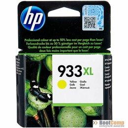 Картриджи - Картридж HP OJ 6100/6600/6700, №933XL CN056AE, Y, 0