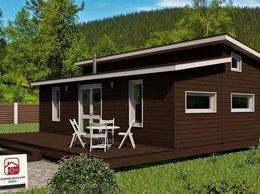 Готовые строения - Дом с сауной - Норвежский дом, 0