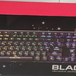 Клавиатуры - Игровая клавиатура механическая, 0
