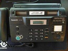 Факсы - Факс Panasonic KX-FT938, 0