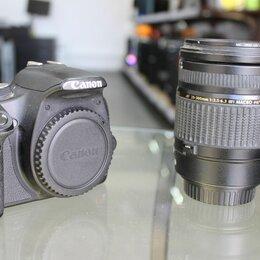 Фотоаппараты - Зеркальная камера Canon EOS Kiss X3 Body, 0