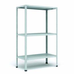 Мебель для учреждений - Стеллаж металлический (сборно-разборный), 0