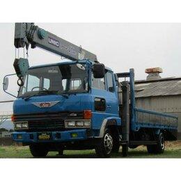 Спецтехника и навесное оборудование - Митсубиси фусо файтер 1999 5 тонник с кму, 0