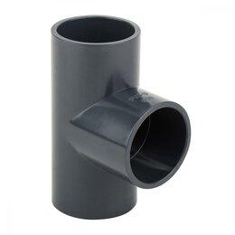Канализационные трубы и фитинги - Тройник ПВХ 90 гр.Coraplax,200 мм, 0
