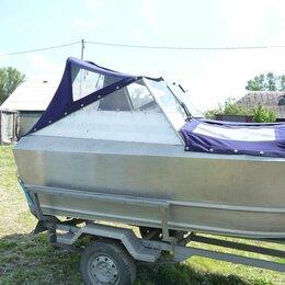 Моторные лодки и катера - Катер с водометом 110 л. с, 0