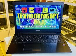 Ноутбуки - Мощный Lenovo A10-3.5Ghz/8Gb/HD 8670M-GF 920M, 0