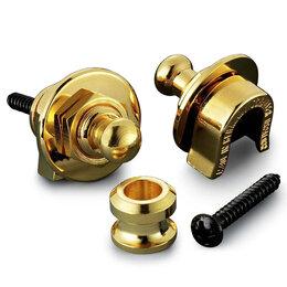 Док-станции - Schaller 14010501 Security lock - замковое крепление для ремня, золото полир..., 0