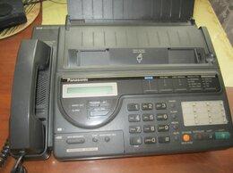 Факсы - Телефон – факс- автоответчик  Panasonic KX-F150, 0
