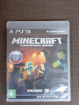 Игры для приставок и ПК - Minecraft Sony ps3, 0