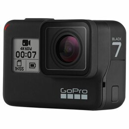 Экшн-камеры - GoPro Hero 7 Black, 0