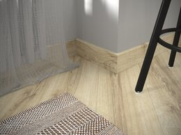 Плинтусы и пороги - Плинтус FineFloor Wood FF-1515/1415 Дуб Макао, 0