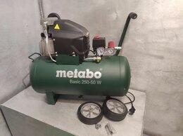 Воздушные компрессоры - Компрессор Metabo Basic 250-50 W, 0