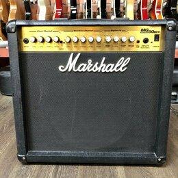Гитарное усиление - Комбоусилитель MARSHALL MG50DFX Индия 2010, 0